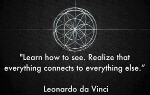 Da Vinci quote