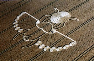 Khephra crop circle