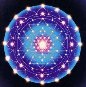 What the geometry of the Aum looks like
