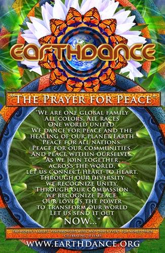 Prayer for Peace Earthdance 396Hz 528Hz Zobet solfeggio