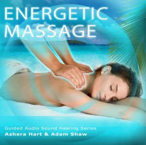 De-Stress and Energise with Energetic Massage