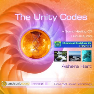 The Unity Codes 3D Ambisonic Headphone Mix
