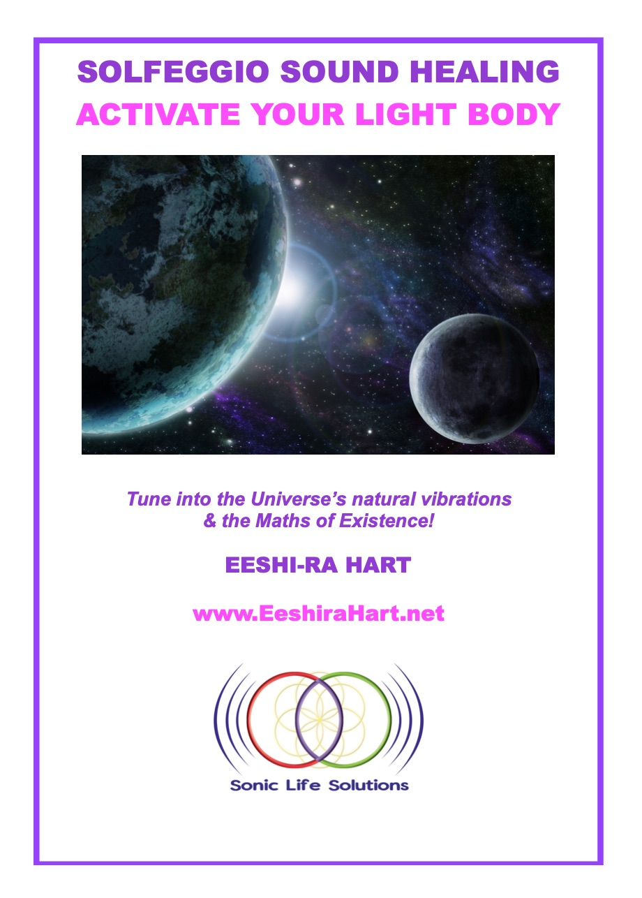 Solfeggio Sound Healing eBook