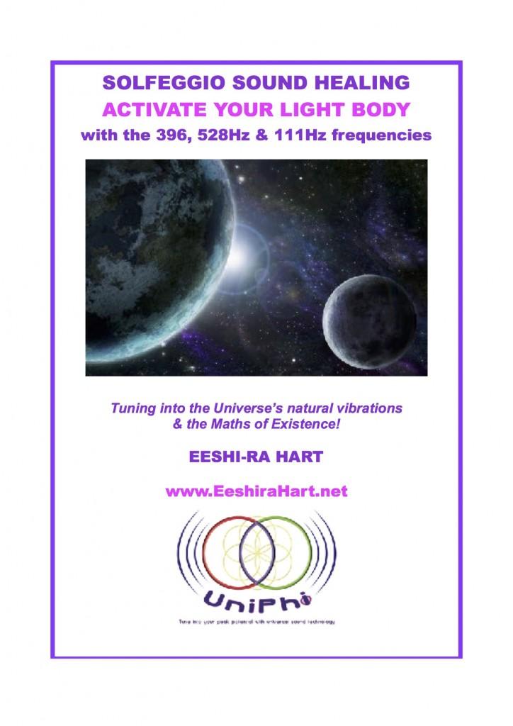 solfeggio sound healing, 528Hz, 111Hz, 396Hz, ascenson, awakening, Fibonacci, Prime numbers