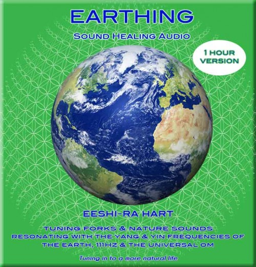 Earthing Sound Healing Audio