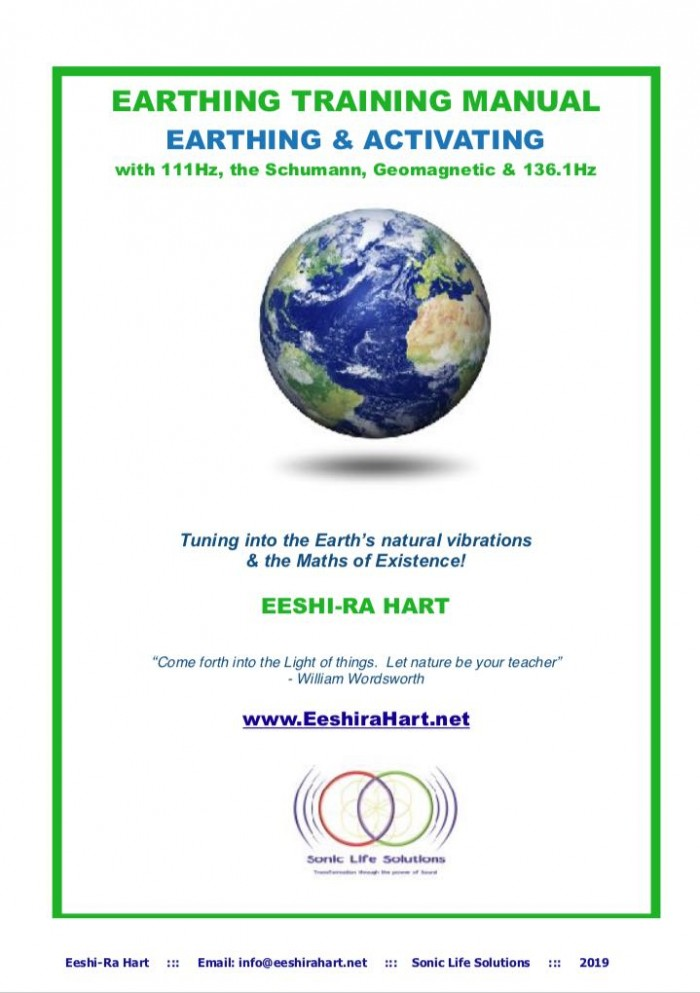 Earthing Manual 2019