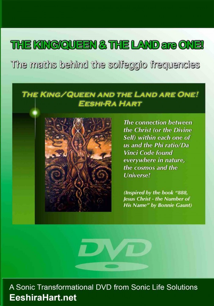 The King/Queen and the Land are One