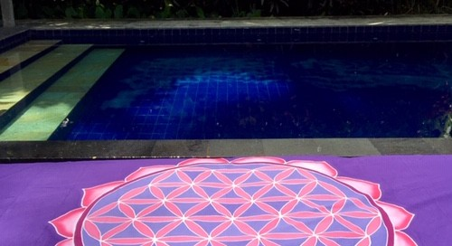 Flower of Life Table