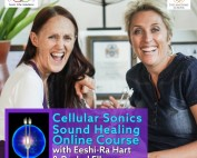 Cellular Sonics Sound Healing Course