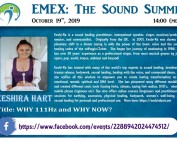 Emex: The Sound Summit 2019