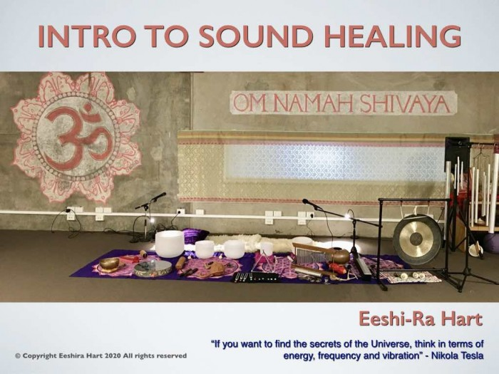 Intro to Sound Healing