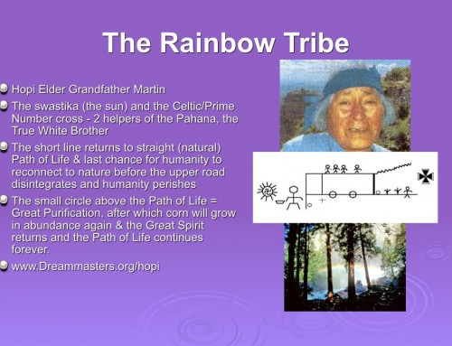 The Hopi Prophecy and the Solfeggio