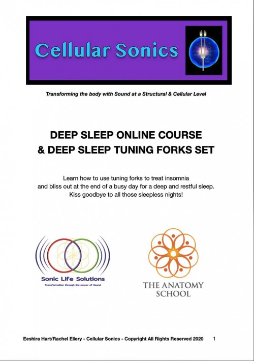 DEEP SLEEP Cover